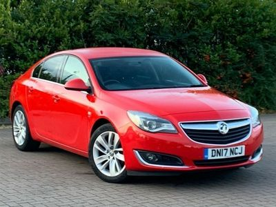 used Vauxhall Insignia Hat 1.4t 140 Sri St/sp 5dr