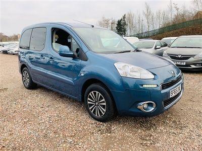 used Peugeot Partner Tepee 1.6 HDI HORIZON S