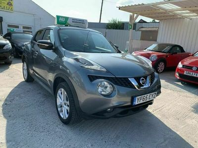 used Nissan Juke 1.5dCi Acenta (s/s)