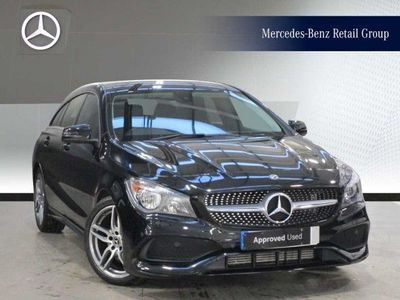 used Mercedes CLA200 CLAAmg Line Edition 5Dr Tip Auto