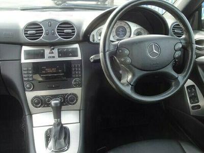 used Mercedes CLK220 CLKCDI AVANTGARDE