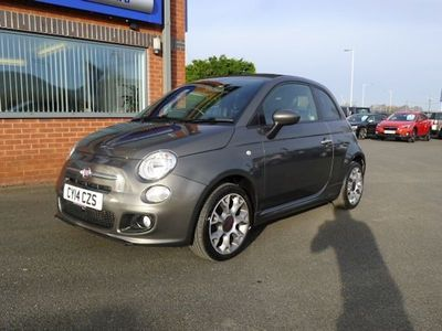 used Fiat 500 1.2 S 2Dr