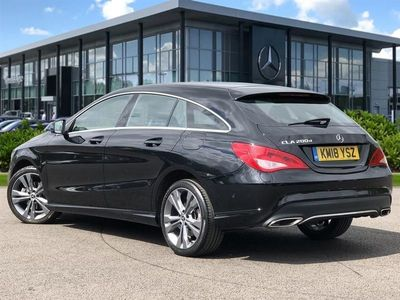 used Mercedes CLA200 CLA DIESEL SHOOTING BRAKESport 5dr Tip Auto
