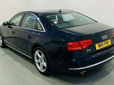 used Audi A8 Saloon 4.2 TDI Quattro SE 4d Tip Auto