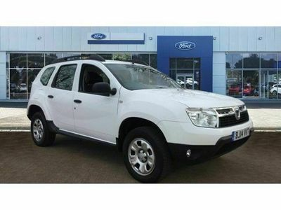 used Dacia Duster 1.5 dCi 110 Ambiance 5dr