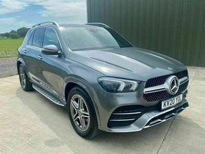 used Mercedes GLE450 AMG Gle Class 3.0EQ Boost AMG Line (Premium Plus) G-Tronic 4MATIC (s/s) 5dr (7 Seat)