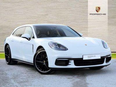 used Porsche Panamera 2.9 V6 4S Sport Turismo PDK AWD 5dr