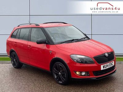 used Skoda Fabia 1.2 TSI (105ps) Monte Carlo TECH Estate 5d 1197cc