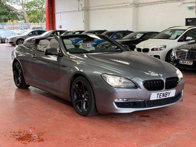 used BMW 316 6 SERIES 3.0 640I SE 2d AUTOBHP