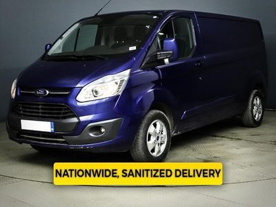 used Ford Custom TransitSWB L1H1 Limited 130 Tdci EURO 6 Air Alloy 1 Owner