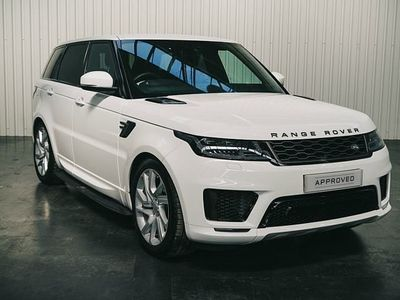 used Land Rover Range Rover Sport 3.0 SDV6 HSE Dynamic 5dr Auto SUV 2019
