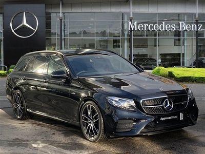 used Mercedes E53 AMG E Class4Matic+ Premium Plus 5dr 9G-Tronic 3.0