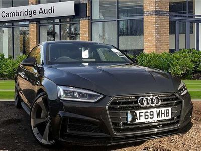 used Audi A5 40 TDI Black Edition 2dr S Tronic