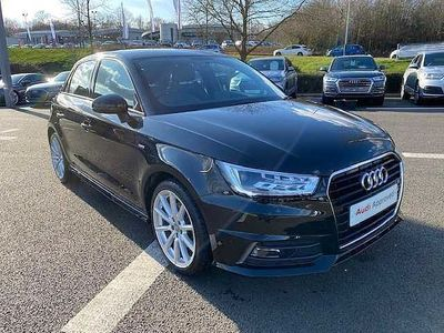 used Audi A1 1.4 Tfsi S Line 5Dr