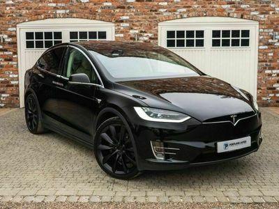 used Tesla Model X 75D 5dr