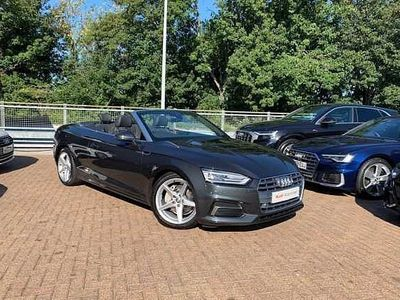 used Audi A5 Cabriolet Sport 40 TDI 190 PS S tronic