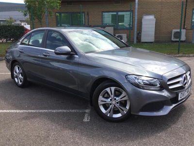 used Mercedes C200 C CLASS 2017 KidlingtonSE Executive Edition 4dr 9G-Tronic