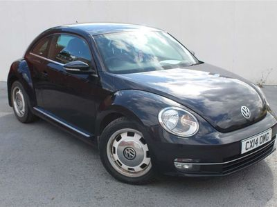 used VW Beetle 1.6 TDI BlueMotion Tech Design 3dr