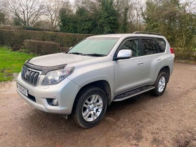 used Toyota Land Cruiser 3.0 D-4D LC4 5dr Auto [173]