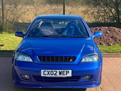 used Vauxhall Astra 2.0i 16V Turbo 888 2dr