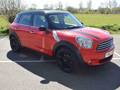 used Mini Cooper D Countryman ALL4 5-Door 2.0 5dr