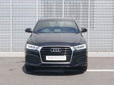 used Audi Q3 2.0 Tdi S Line Navigation 5Dr