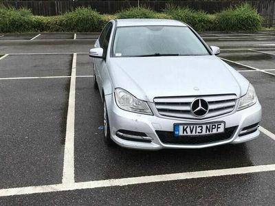 used Mercedes C200 C-Class 2.1CDICDI Executive SE (136bhp) Saloon 4d 7G-Tronic Plus