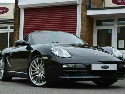 used Porsche Boxster 3.2 S TIPTRONIC S 1 OWNERS FROM NEW