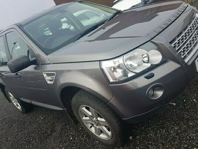 used Land Rover Freelander 2.2 Td4 GS 5dr Auto
