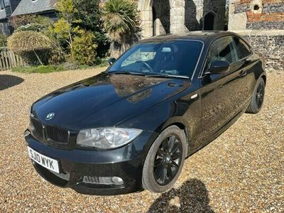 used BMW 120 1-Series Coupe d M Sport 2d