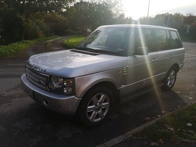 used Land Rover Range Rover 4.4 V8 Vogue 5dr
