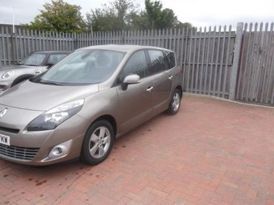 used Renault Grand Scénic 1.5 dCi Dynamique TomTom 5dr