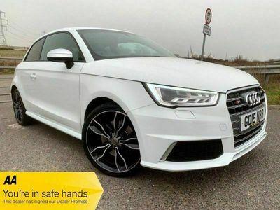 used Audi S1 2.0 TFSI quattro (s/s) 3dr