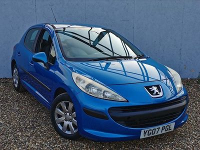 used Peugeot 207 1.4 HDi S 5dr
