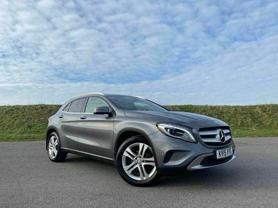 used Mercedes GLA220 Gla Class 2.1CDI Sport (Premium) 4MATIC 5dr