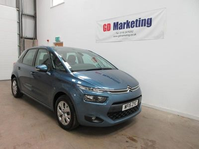 used Citroën C4 Picasso 1.6 e-HDi 115 VTR+ 5dr ETG6 Auto [£20/Year Road Tax]
