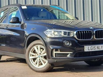 used BMW X5 Xdrive30D Se 5Dr Auto
