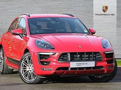 used Porsche Macan ESTATE GTS 5dr PDK