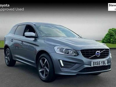 used Volvo XC60 2.0 D4 R-Design Lux Nav Geartronic (s/s) 5dr