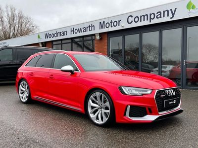 used Audi RS4 2.9 TFSI Quattro 5dr Tip tronic