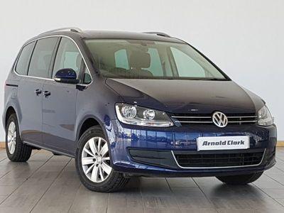 used VW Sharan 2.0 TDI CR BlueMotion Tech 150 SE 5dr
