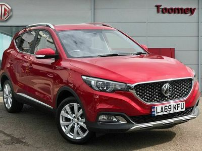 used MG ZS Excite 1.0 5dr