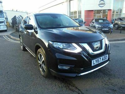 used Nissan X-Trail 1.6 DIG-T N-Connecta (s/s) 5dr