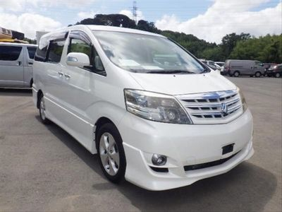 used Toyota Alphard 3.0 MS Platinum Selection - High Grade - Low Mileage - Twin Power Doors - ON ROUTE