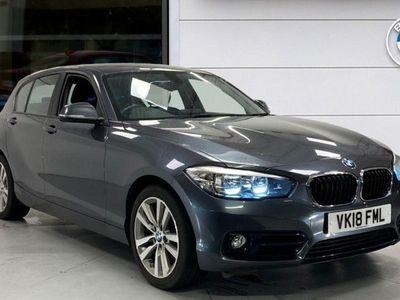 used BMW 120 1 Series d Sport 5-door