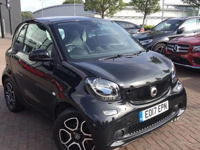 used Smart ForTwo Coupé Coupe 1.0 Prime Premium 2dr Auto 2017