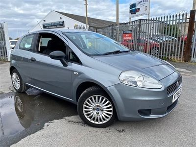 used Fiat Punto 1.2 ACTIVE 8V 3d 65 BHP