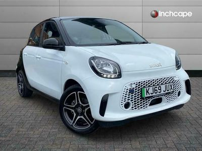 used Smart ForFour Electric Drive HATCHBACK 60kW EQ Pulse Premium 17kWh 5dr Auto [22kWch]