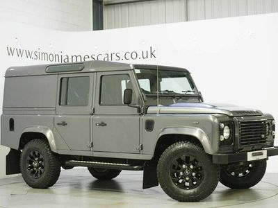 used Land Rover Defender 110 2.2 D DPF XS Utility Station Wagon 5dr