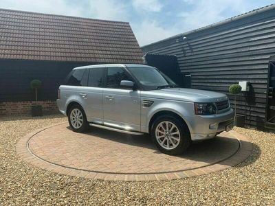 used Land Rover Range Rover Sport 5.0 V8 HSE Auto 4WD 5dr